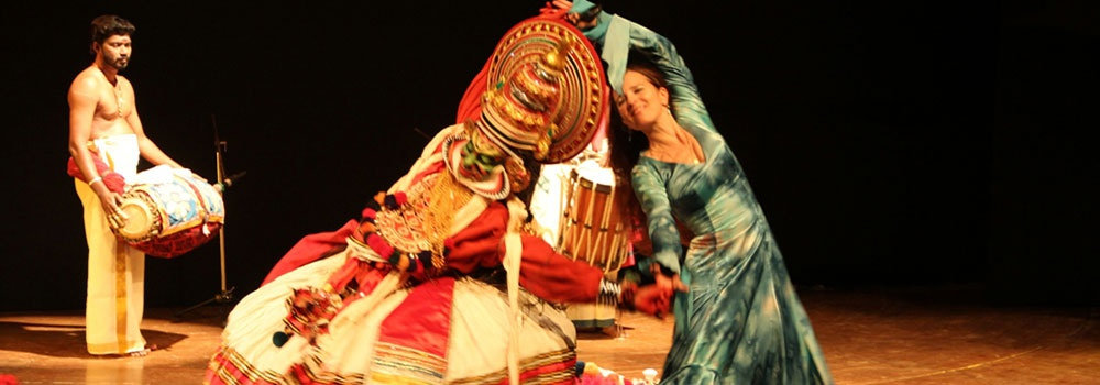 Draupadi - Flamenco & Kathakali (Spain/India)